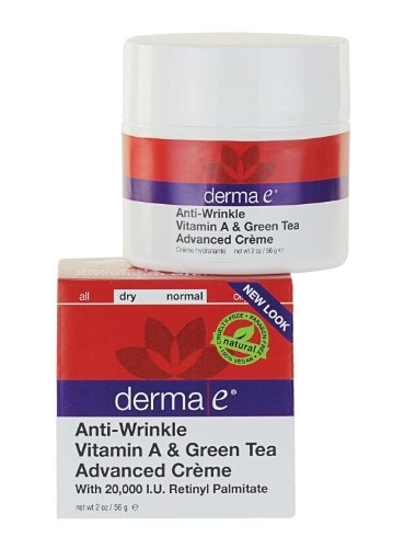 Qoo10 - Derma E derma e Anti-Wrinkle Vitamin A Green Tea