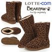 ★送料無料★ベアパウエマヒッコリーLeopardのBearPow Emma 8 608W Hickory Leopard