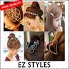 Korean/Japan Hair Accessories Rubber Bands Hair Clips Hair Bands Hair Pins Peppa Pig Frozen Kids
