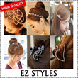 Korean/Japan Styles Hair Accessories Rubber Bands Hair Clips Hair Bands Hair Pins from $1(Updated on 31/5)