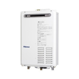 パロマガス給湯器16号PH-163EW壁掛型コンパクト給湯専用