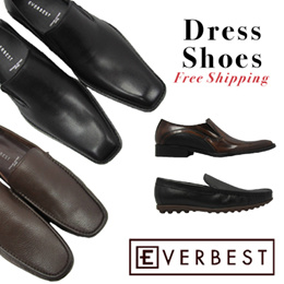 [EVERBEST] Special Buy!!!! Men Dress Shoes/2 design/4 colors. Size 40-43 available! FREE Delivery!