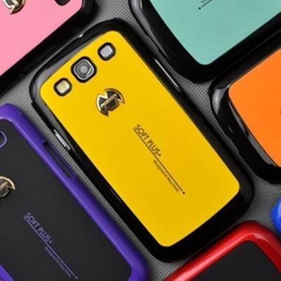 GALAXY ギャラクシー S3 SIII SC-06D (3G) [全7色] MERCURY ソフトプラススナップカバーケース/MERCURY Soft Plus + Snap Cover Caseの画像