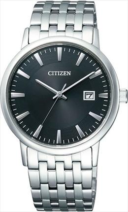 シチズン CITIZEN 腕時計 Citizen Collection シチズン コレクション Eco-Drive エコ・ドライブ ペアモデル BM6770-51G メンズ(代引不可)