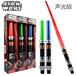 Star Wars Light Saber - 65cmCosplay Toys Star Wars Weapon Lightsaber Light Saber Telescopic Star Wars Weapons Sword