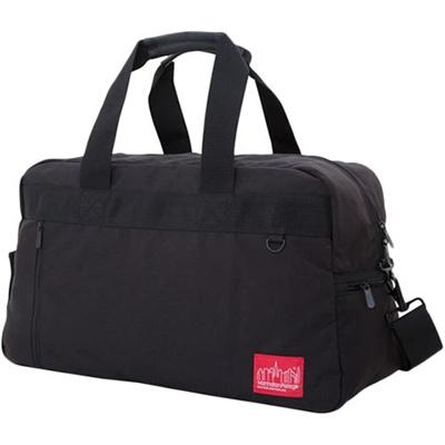 マンハッタンポーテージ(Manhattan Portage) ダッフルバッグ Duffle Bag MP2104CD BLACK ブラック 【ダッフルバッグ ショルダーバッグ】の画像
