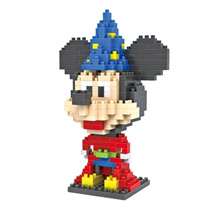 [Taiwan] ☆Building blocks (LOZ)☆ Disney Mickey Mouse series from $3.50 only!! Over 20 designs. Fast shipment friendly seller