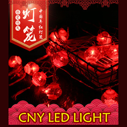 CNY Special【Battery Operated CNY LED Light!】Decorate a bright New year!