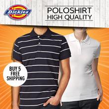 Dickies High Quality Pol* Shirt - kaos pria berkualitas - comfortable material - Kemeja pria - BELI 5 Free Shipping