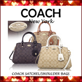 Mother°s Day Sale [The 5th Ave] ★•• COACH ••★ Women°s Satchel/Shoulder Bags ★100% Authentic Brand Items★FREE Shipping and Coach Gift boxes from USA★