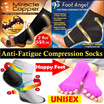 1+1 for $9.90 ! FOOT ANGEL / MIRACLE COPPER / THERMOSKIN FXT / HAPPY FEET / COOLMAX Socks 防静脉曲张瘦腿袜