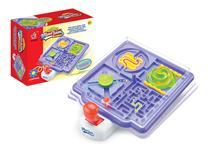 ★FAQ★Toys★maze game★Hand crank★Eye coordination★Pinball three-dimensional maze★Children puzzle★
