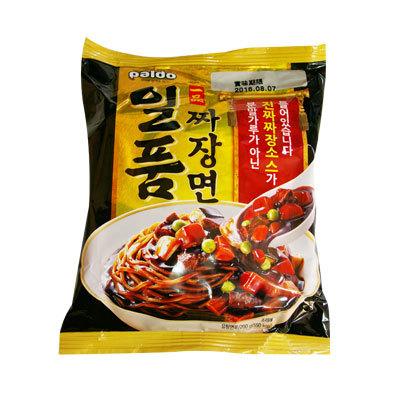 『Paldo』一品ジャジャン麺(200g) 【韓国食品・韓国ラーメン】の画像