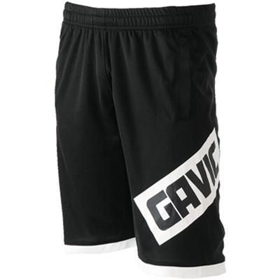 ガビック(GAVIC)JR.プラクティスパンツBA8705ブラック【バスケットボールトレーニングウェアプラパンバスパンジュニア】