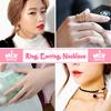 RINGS / EARRINGS / NECKLACE/  Korean Japan Trendy Design Rings Earrings Necklace Fashion accessories