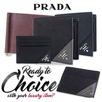 [PRADA]  ★ Special Discount ★Mans Wallet COLLECTION / DO NOT MISS THIS HOT DEAL! / wallet / purse /