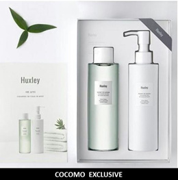 ❤$29.90 NETT!! DUO SET!❤FREE DELIVERY!!!❤🌵5 STARS REVIEWS!!🌵HUXLEY🌵CLEANSING GEL+WATER❤