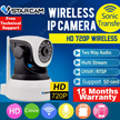 C7824WIP HD 720P Wireless IP Camera WIFI / Night Vision / ONVIF Protocol /Support IOS,Android,Win. * Latest * Enhanced Video Processing * Stronger Wifi Signal * 15 Months Local Warranty! Free Delivery