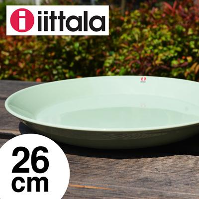 iittala (イッタラ) Teema ティーマ 016721 プレート 26cm CELADON GREENの画像
