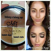 MENOW PRO MN 3 IN 1 FOUNDATION CONCEALER SHADING HIGHLIGHT