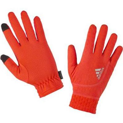 ◆即納◆アディダス(adidas) クライマヒートグローブ LMA18 ソーラーレッド/ソーラーレッド/シルバーメット 【手袋 トレーニング 防寒グッズ】の画像