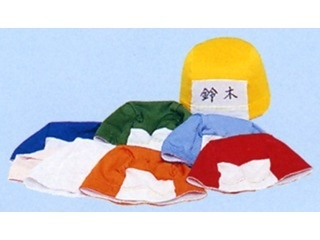 三和商会 トリコットネーム付きキャップ S-45 [分類:水泳・水球 トリコットキャップ]の画像