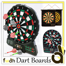 ★ Magnetic Dart Board ★ Electronic Dart Board ★ FWAH ★
