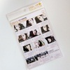 SNSD 少女時代 2015 カレンダー ミニ シール / サニー ユナ テヨン ユリ ジェシカ スヨン ソヒョン holler 2015 calendar kpop a5サイズの画像