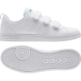 アディダス(adidas) NEO アディダスネオ スニーカー バルクリーン VALCLEAN2 CMF ランニングホワイト/グリーン AW5210 【スニーカー メンズ レディース シューズ 靴】