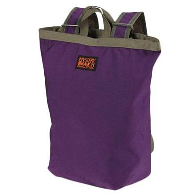 ミステリーランチ(MYSTERY RANCH) Booty Bag ブーティーバッグ アイリス(Iris) 【トートバッグ リュック かばん】の画像