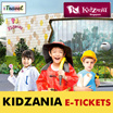 【iTravel eTicket】Kidzania E- Ticket for Child / Adult Kidszania