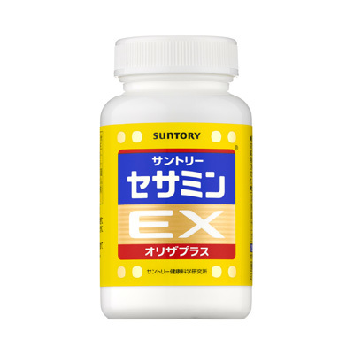 Suntory Sesamin EX 270 tablets 三得利 芝麻明EX