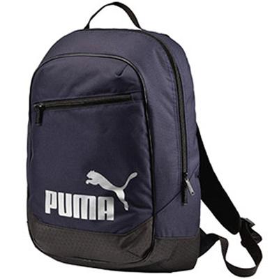 プーマ(PUMA) アクティブ TR バックパック PMJ073304 ニュー ネイビー/ブラック 【サッカー バッグ 鞄】の画像