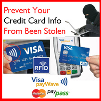 !!* Protect your Credit Card Info * Premium RFID Card Holder Sleeves Anti Scan Fast Shipping