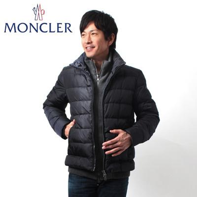 モンクレール MONCLER ダウンジャケット ROUMUALD 2013年モデル 41330 54155の画像