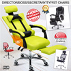 ★JIJI_SG★ ◣DIRECTOR|BOSS|SECRETARY CHAIRS◥ ★FULL ALUMINUM LEG★ Household/Office Chair Series ★ Aluminium ★ Cheap ★ Best Selling ★ Fast Delivery