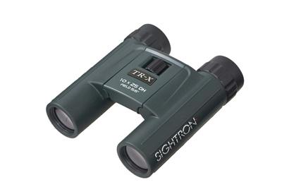サイトロンジャパン  SIGHTRON 双眼鏡 ダハプリズム 10倍25mm口径 小型軽量 TR-X10×25DHの画像