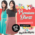 ♥ Premium Collection♥XS-3XL DRESSES  [IN-HOUSE DRESSES] Fast Shipping!♥