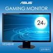 ★数量限定★VE248HR [24インチ]  Gamingモニター24型 フルHDディスプレイ  ( 応答速度1ms / HDMIDVID-sub / スピーカー内蔵 / VESA規格 / 3年保証 )