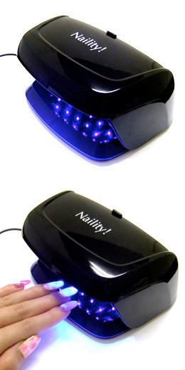 Naility!LEDライト3W【WRZ/ジェルネイル/ネイル用品】