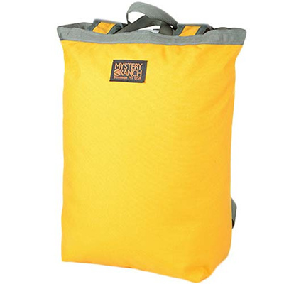ミステリーランチ(MYSTERY RANCH) Booty Bag ブーティーバッグ サフラン(Saffron) 【トートバッグ リュック かばん】の画像