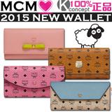 Kconcept◆MCM Authentic 2015 NEW◆ Women Wallet