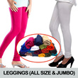 Celana Legging Panjang Aneka Warna / Ukuran All Size Dan Jumbo / Harga Grosir