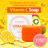[MDNATURE3+1] Nature Vitamin C Soap / Vitamin Soap / Cleansing / Cleansing Bar / Pore Care whitening brightening soap
