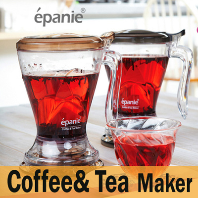 Coffee Maker Handy : Qoo10 - [Epanie]Handy brew Tea Coffee Maker Dripper/Strainer/Tea infuser/BPA F... : Kitchen & Dining