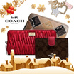 ★[Super Time Sale]★Christmas gifts for her★Re-Stock★DONT MISS THE CHANCE!【COACH】★BIG SALE!!★100% AUTHENTIC COACH FROM USA ★WALLETS/WRISTLET★FREE SHIPPING FROM USA/BIG SALE ♥▨Gifts▧♥christmas Gifts