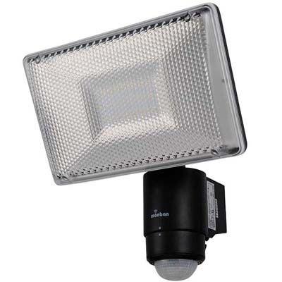 オーム電機LEDセンサーライト1200ルーメンLS-A1134B-KLS-A1134B-K
