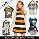 16-APR New Arrivals! Super SALE #1 Local Seller UK/Europe Style Luxury Dress Premium Dress Blouse Pants Top Shirt Dress Luxury Dinner Dress Dudebabe