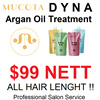 Japan Latest Hair Treatment Technology - Mucota DYNA Argan Oil Treatment - Fix your Frizzy hair