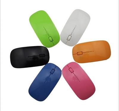 【ZAKZAK】安心の国内発送★2.4Gワイヤレスマウス・無線・光学式マウス★ファッション・カラフル・省電力#ES132の画像